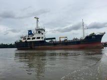 Het schip Royalty-vrije Stock Afbeeldingen