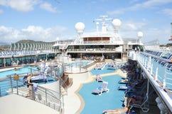 Het schip Costa Luminosa van de cruise Royalty-vrije Stock Foto