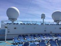 Het schip Costa Luminosa van de cruise Royalty-vrije Stock Afbeeldingen