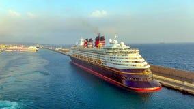 Het schip Costa Luminosa van de cruise Stock Fotografie