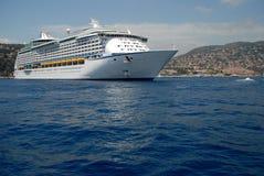 Het schip van Cruize Royalty-vrije Stock Afbeelding