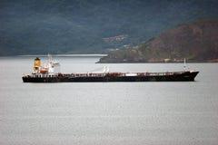 Het schip van de benzine Royalty-vrije Stock Foto's