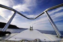 Het schip van de boog Stock Foto's
