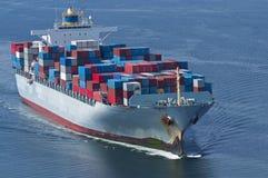 Het Schip van de container Royalty-vrije Stock Afbeelding