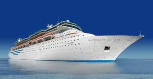 Het schip van de cruise royalty-vrije stock afbeelding