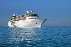 Het schip van de cruise Stock Fotografie