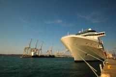 Het Schip van de cruise Stock Foto's