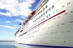 Het schip van de cruise, San Diego CA. Stock Afbeelding