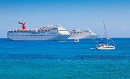 Het Schip van de Cruise van de luxe Stock Foto's