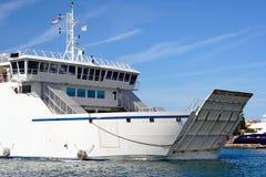 Het Schip van de passagier Royalty-vrije Stock Foto's