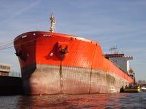 Het schip van de tank Stock Foto's