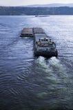 Het schip van de tanker stock foto