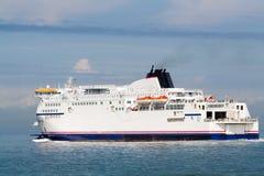 Het schip van de veerboot Royalty-vrije Stock Foto's