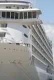 Het schip van de veerboot Royalty-vrije Stock Afbeeldingen