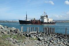 Het schip van het onderzoek royalty-vrije stock afbeeldingen
