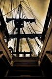 Het Schip van het spook Royalty-vrije Stock Foto's
