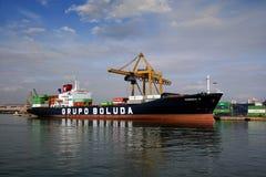 Het schip van Veronica B Royalty-vrije Stock Fotografie