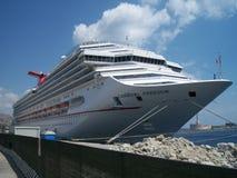 Het schipCarnaval van de cruise vrijheid Stock Afbeeldingen