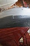 Het Schipdetail van de Fram polair expeditie stock foto