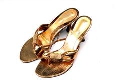 Het schoeisel van dames stock afbeeldingen