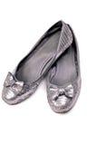 Het schoeisel van dames royalty-vrije stock afbeelding