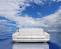 Het schone concept van het luchtmilieu Stock Afbeeldingen