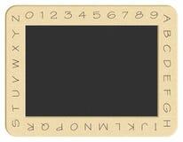 Het Schoolbord van het kind Royalty-vrije Stock Foto's