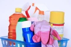 Het schoonmaken Stock Foto's