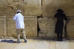 Het schoonmaken in Jeruzalem Stock Fotografie