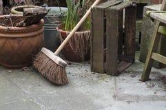 Het schoonmaken van de lente Royalty-vrije Stock Afbeelding