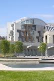 Het Schotse Parlement 3 Stock Afbeelding
