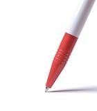Het schrijven van pen Stock Foto's