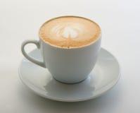 Het schuim van de koffie Royalty-vrije Stock Afbeelding