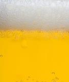 Het schuim van het bier Royalty-vrije Stock Foto