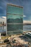 Het Secretariaat HDR van de V.N. Royalty-vrije Stock Afbeeldingen