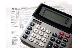 Het Seizoen van de belasting Royalty-vrije Stock Afbeelding