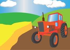 Het seizoen van de landbouw Stock Foto's