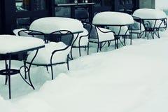 Het seizoen van de sneeuw Royalty-vrije Stock Afbeelding