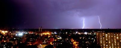 Het Seizoen van het onweer Stock Foto's