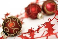 Het seizoen van Kerstmis Royalty-vrije Stock Afbeeldingen
