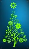 Het seizoen van Kerstmis! Stock Afbeelding