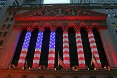 Het Seizoen van Kerstmis in New York Royalty-vrije Stock Afbeelding