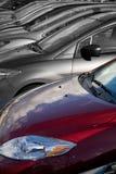 Het selecteren van het juiste voertuig Stock Foto's