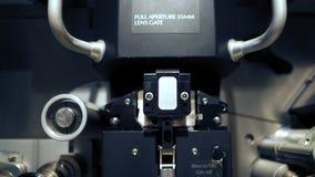 Het semi analogon van de Telecinemachine voor het uitgeven van filmkleur stock fotografie