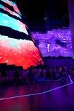 Het Shanghai-Paviljoen van Expo 2010 van Toekomst Stock Foto's