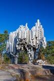Het Sibelius-Monument Royalty-vrije Stock Afbeeldingen