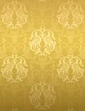 Het sierpatroon van de luxe Royalty-vrije Stock Foto's