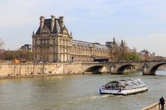 Het Sightseeing van Parijs Stock Afbeeldingen