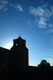 Het Silhouet van La Bahaia stock fotografie