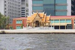 Het Sirirajziekenhuis, Bangkok Stock Afbeeldingen